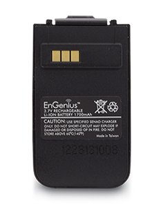 EnGenius DuraFon Pro Handset Battery View